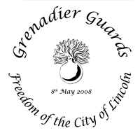 Engraved Grenadier Guards