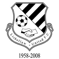 Engraved Lisbellaw United F.C.
