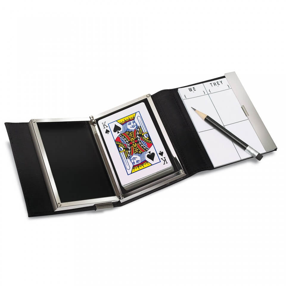 Foldable Card game Set Tartan Trader