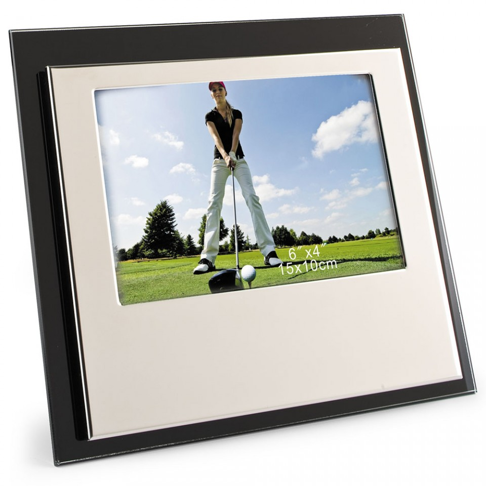 Engravers Photo Frame (6 x 4) Tartan Trader